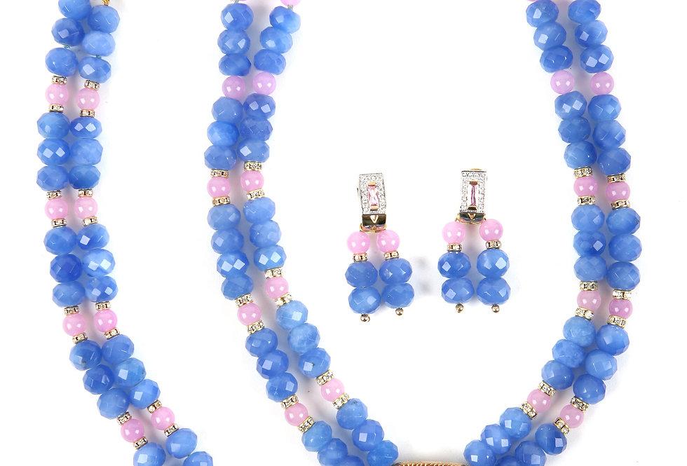 Blue Agate Set