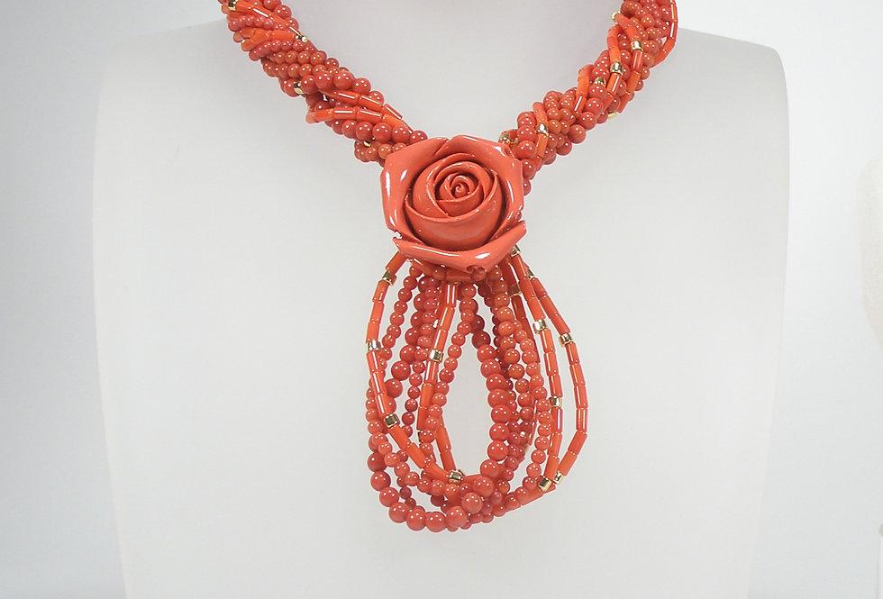 Tie Coral Set