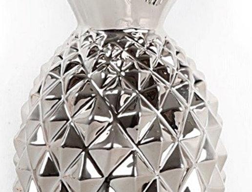 Silver Pineapple 24cm