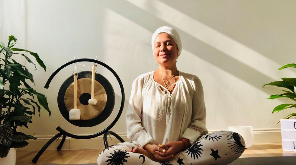 Thimela Garciaam _ Chakra Mama Healing