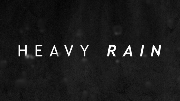 Heavy Rain Video Game Intro