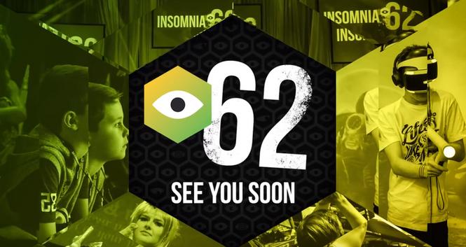 Insomnia62 Event Flythrough
