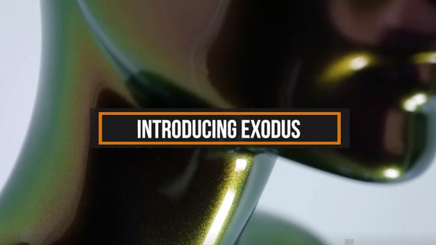 Exodus Paint Solution Trailer