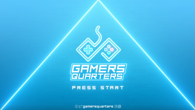 GamersQuarters Twitch Channel Intro