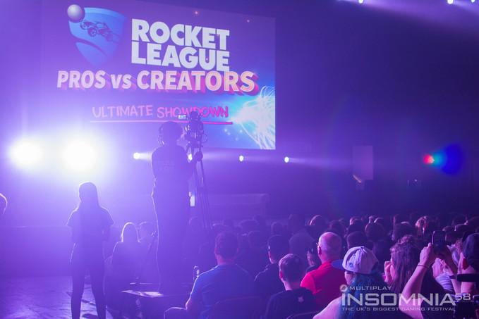 Pros VS Creators