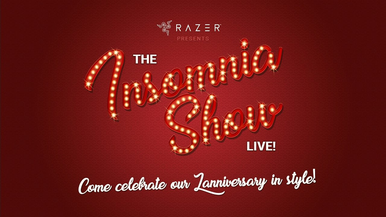 The Insomnia Show