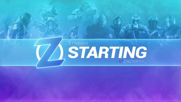 Zackkyy Twitch Channel