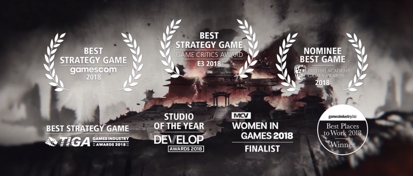 Creative Assembly 2018 New Year