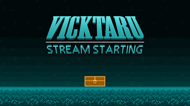 Vickatru Twitch Channel Intro