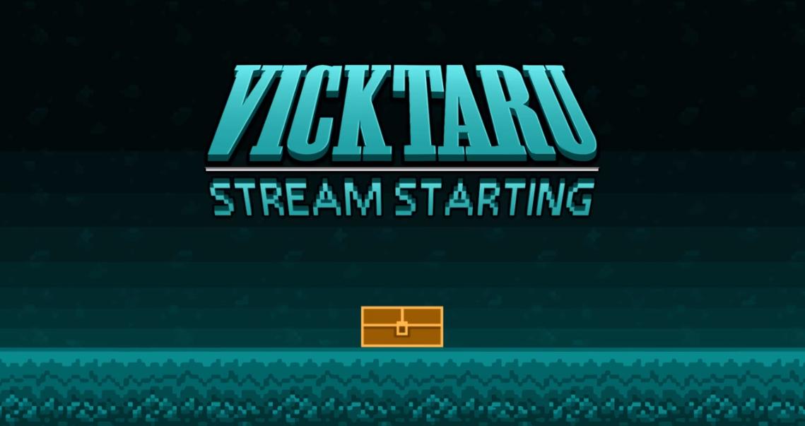 Vickatru Twitch Channel Intro