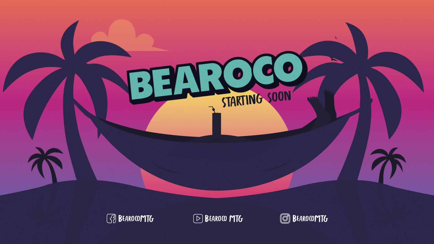 Bearoco Twitch Channel