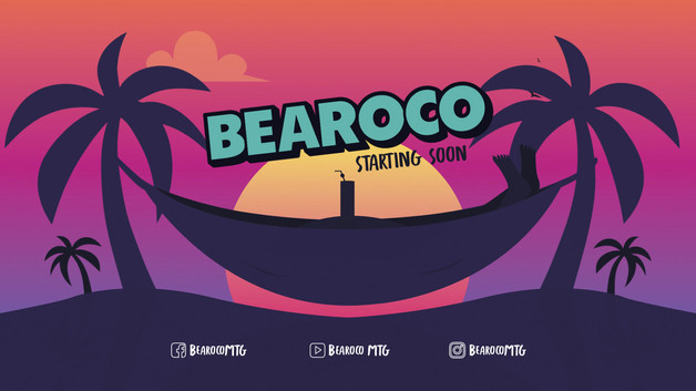 Bearoco Twitch Channel Intro