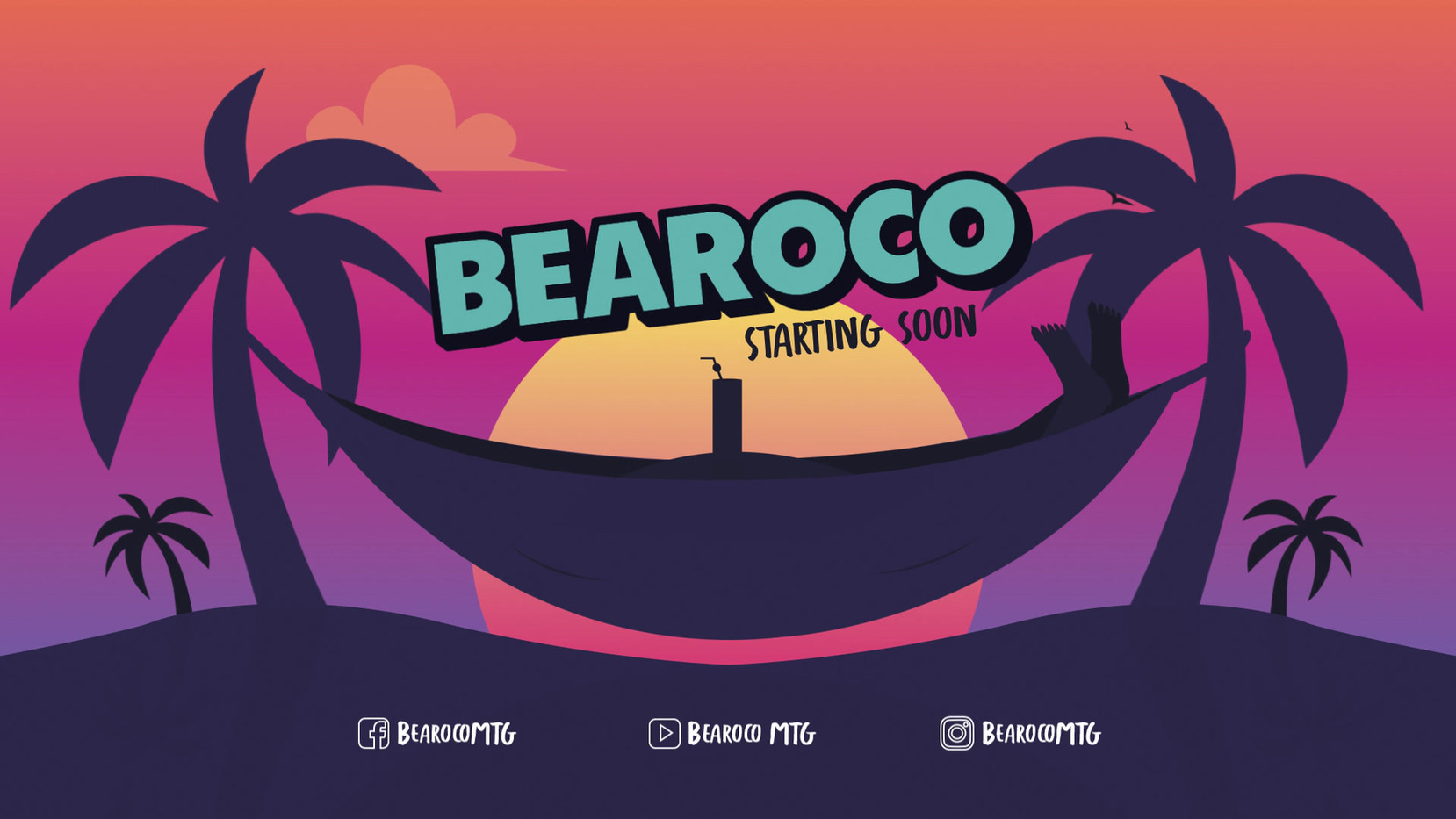Bearoco Twitch Channel Intro