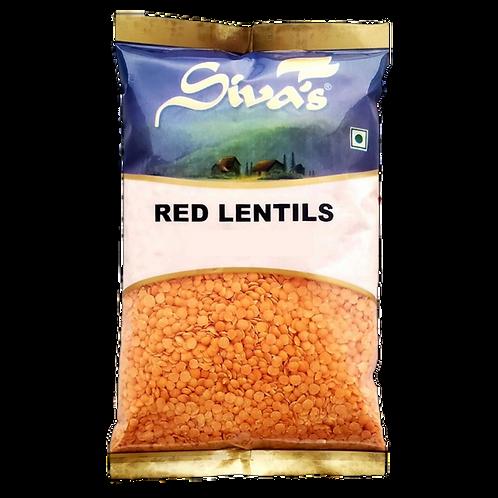 SIVA'S MASOOR DAL (RED LENTILS)
