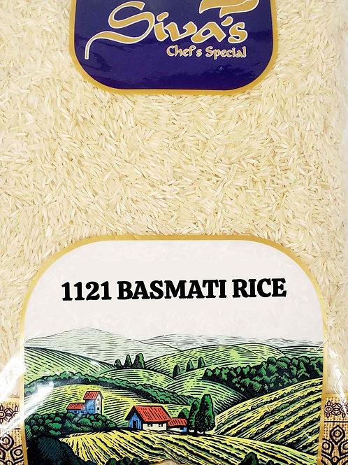 SIVA'S CHEF'S SPECIAL 1121 BASMATI RICE