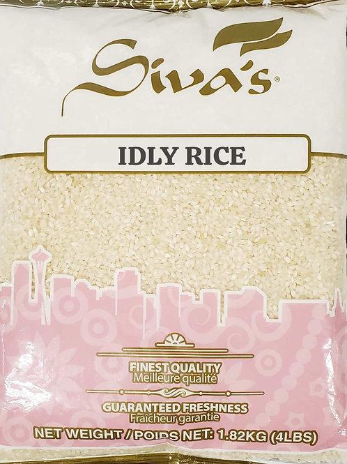 SIVA'S IDLY RICE 4LB