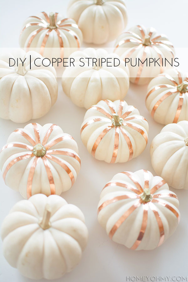 Pumpkin Decorating Crafts for Adults