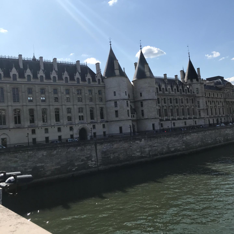 Conciergerie in Paris - Marie Antoinette's Prison