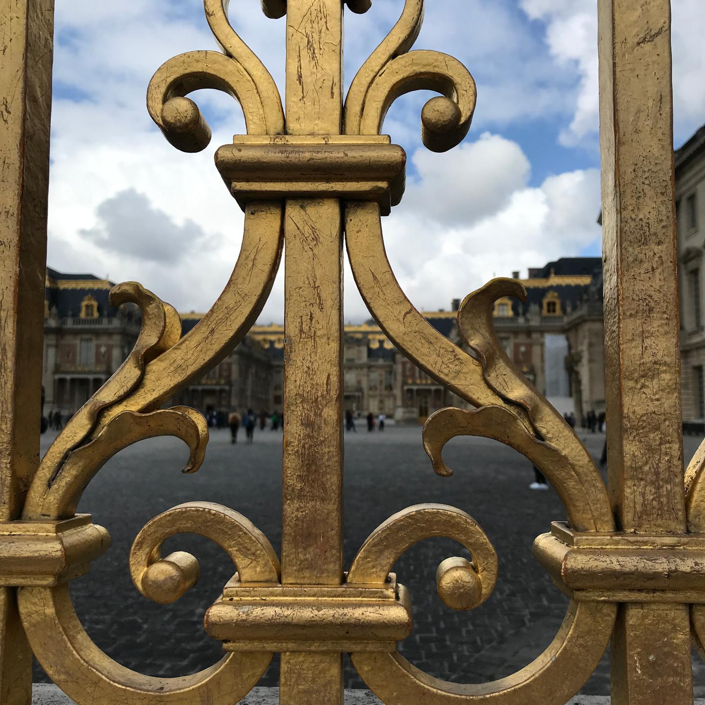 Gate Detail at Versailles