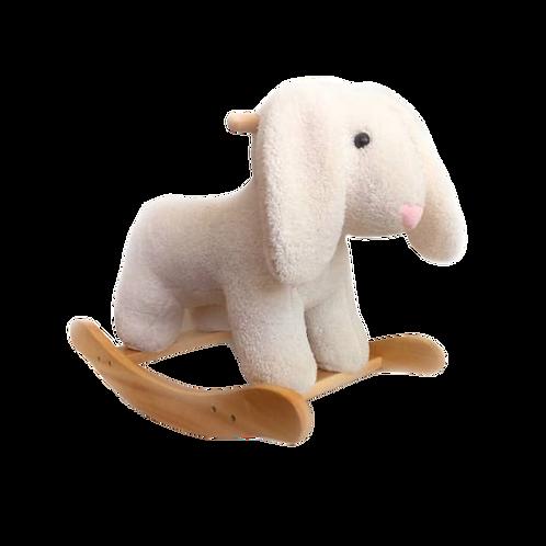 Plush Bunny Rocker