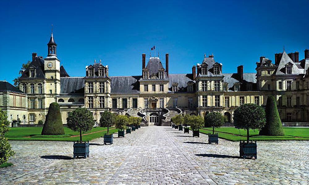Palais de Compiegne Prince's Double Apartment