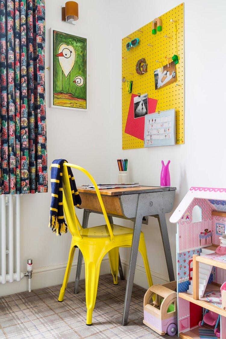 Kid's Study Space by Avocado Sweets Design Studio