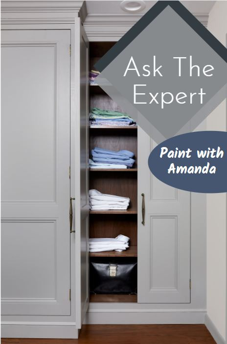 ASK THE EXPERT: PAINT Q&A with SHERWIN WILLIAMS' AMANDA LOWERY