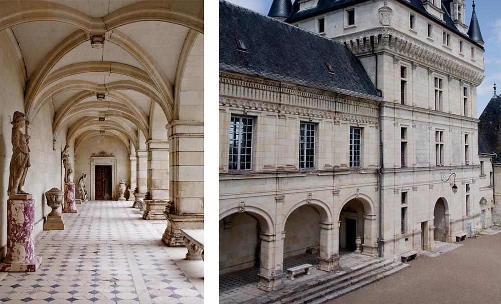 Chateau de Valencay Architecture