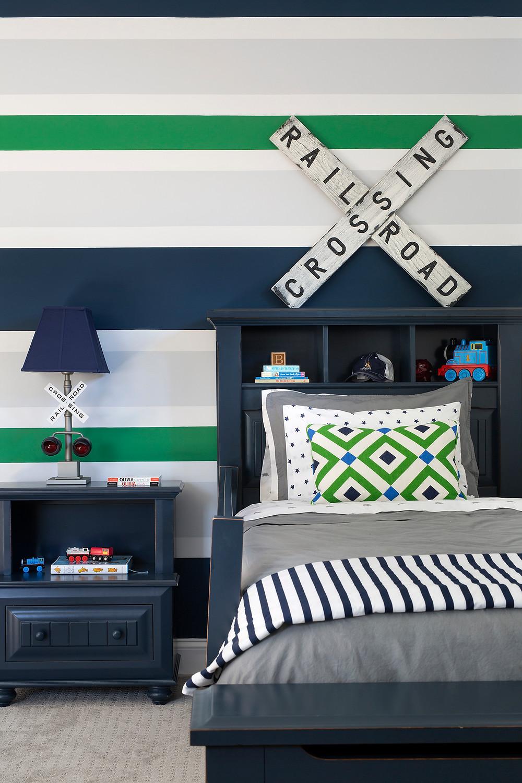 Kid's Room by Laura Fox Interior Design