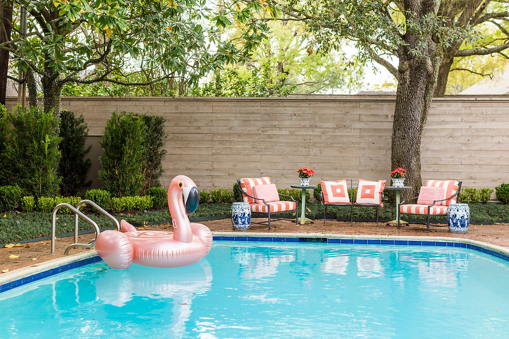 Pink Pool by Creative Tonic Design