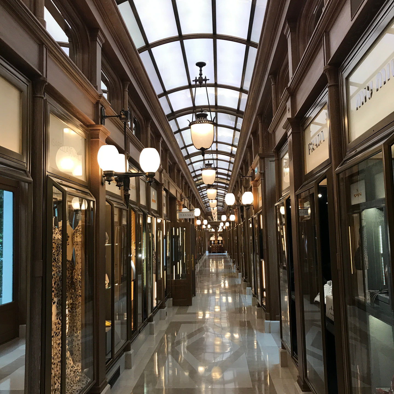 Gallery at The Ritz Paris