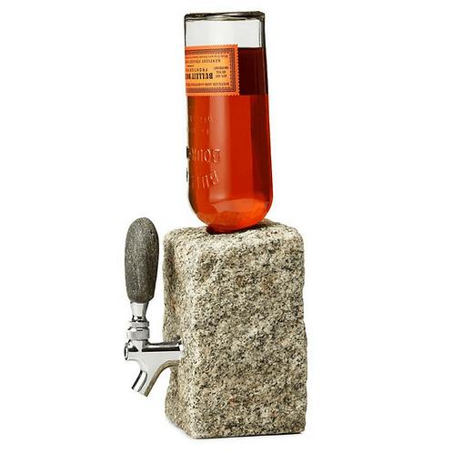 Stone Liquor Dispenser