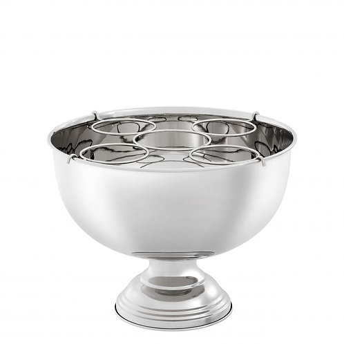 Polished Nickel Champagne Urn