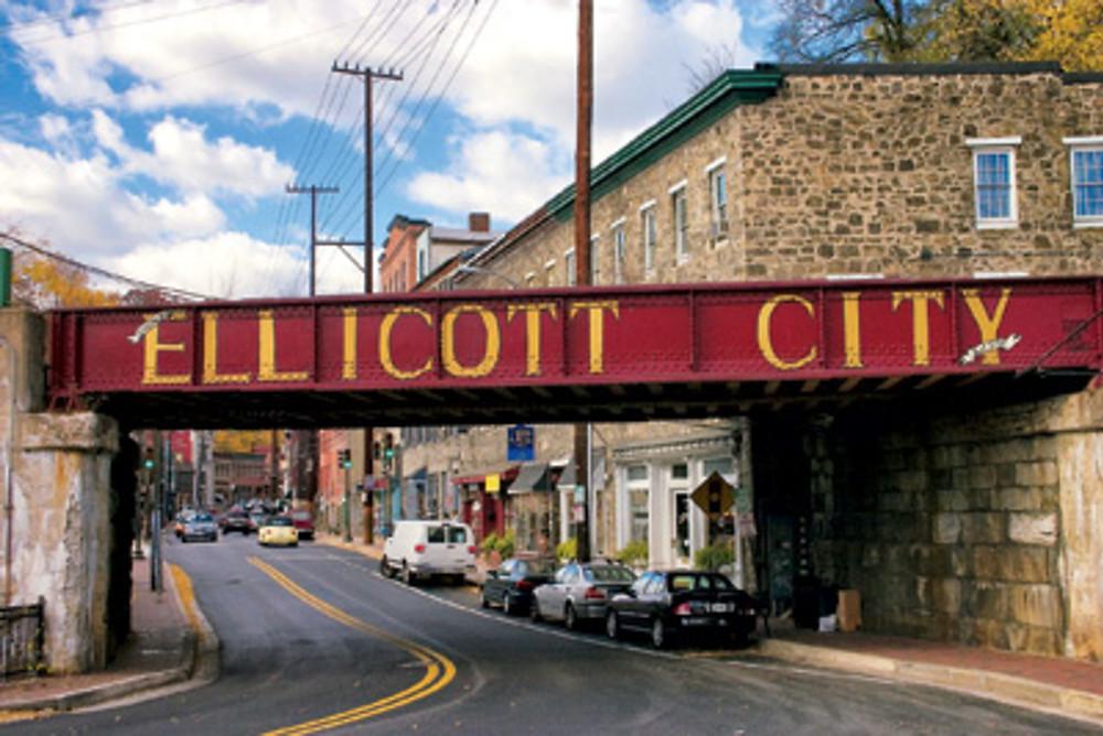 Old Ellicott City