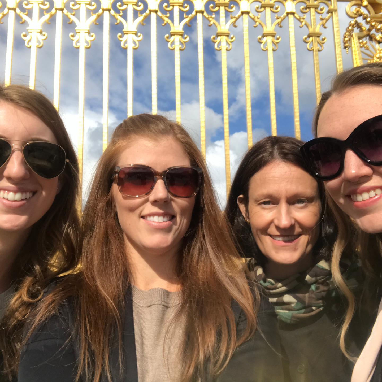 LFID Team at Versailles