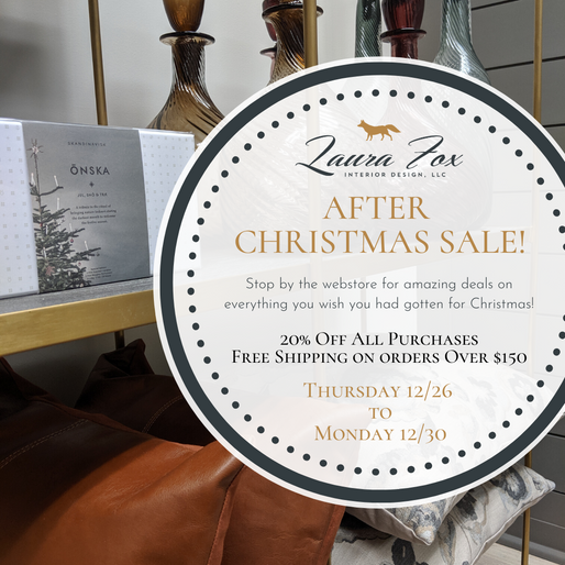 AFTER CHRISTMAS SALE + LFID OFFICES CLOSED