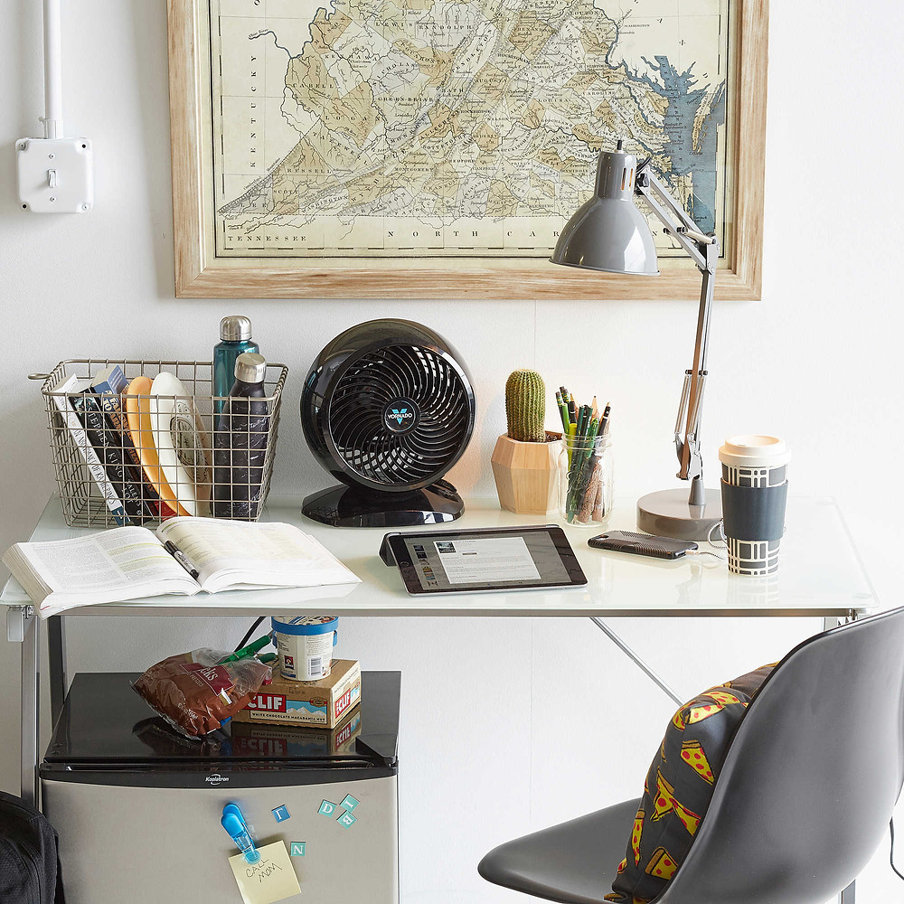 Dorm Study Space by Bed Bath & Beyond