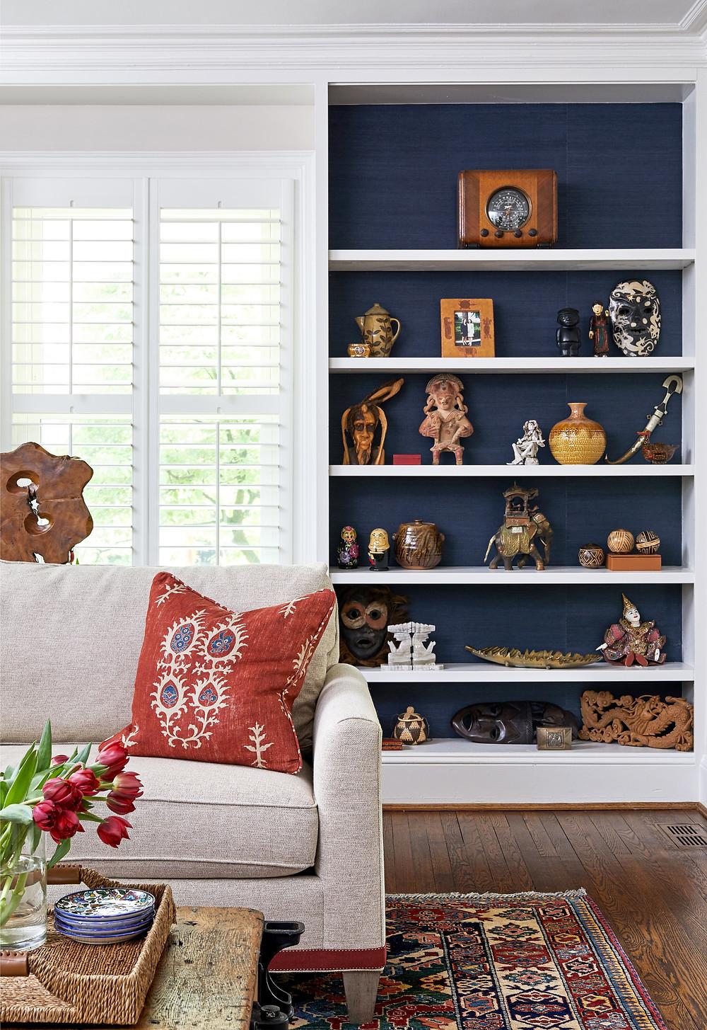 Globally Inspired Interior Design