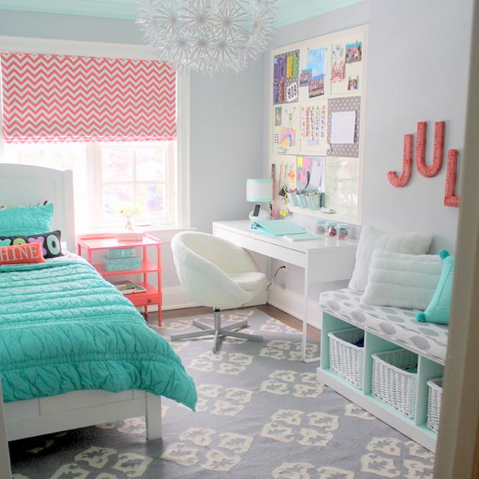 Teen Study Space by Sarah Gunn
