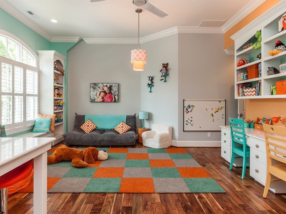 Kid's Study Space by Hurst Home Company
