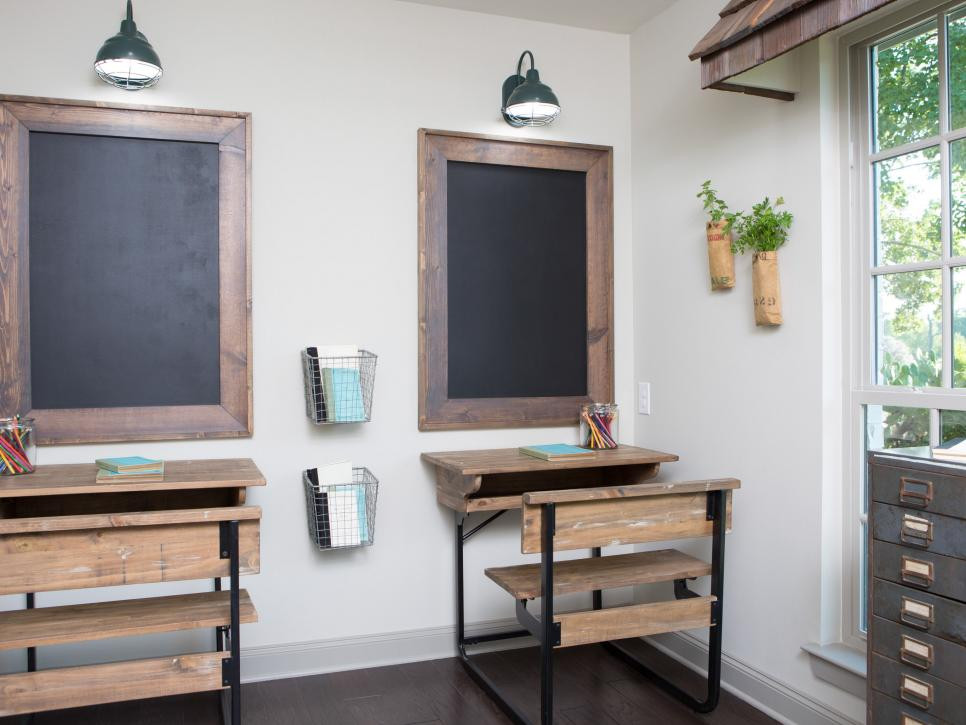 Kid's Study Space by Joanna Gaines/Magnolia Home