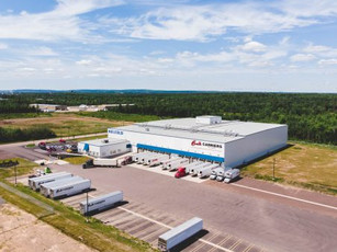 Kelcold Refrigerated Warehouse (Moncton, NB)
