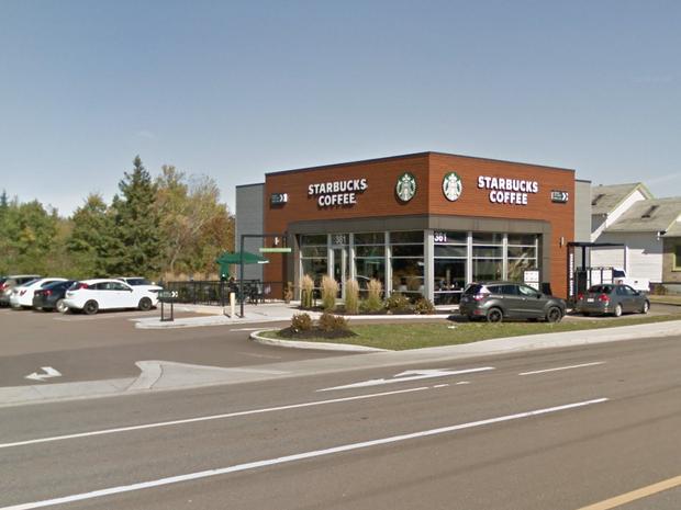 Starbucks Champlain (Dieppe, NB)