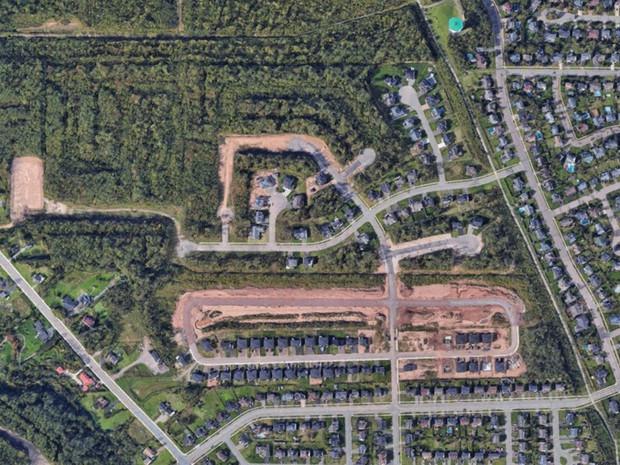 Stonehaven & Diamond Estates (Moncton, NB)