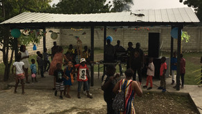 Happy One Year Anniversary Boys and Girls Club of Montrouis Haiti