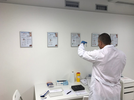 Jak testujeme DNA v DDC