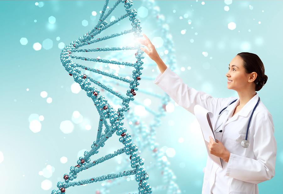 DNA a genetička