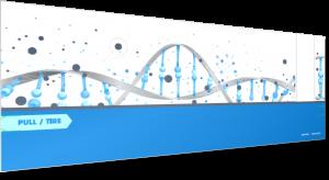Sterilní domácí DNA odběrová souprava, domácí odběr a testy DNA
