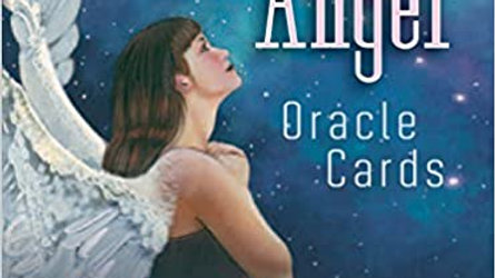 Indigo Angel Oracle Cards by Doreen Virtue