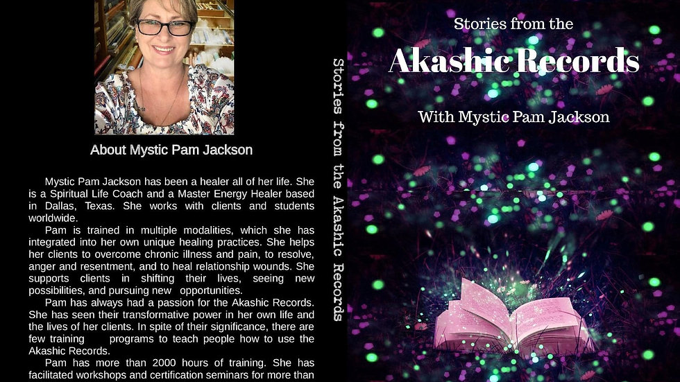 """Stories from the Akashic Records"""
